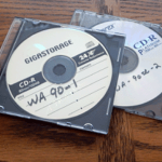 two CD's